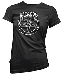 Richard Ramirez – Night Stalker Pentagram Girl's T-Shirt
