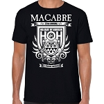 Macabre Holiday of Horror 2019 T-Shirt  size M only