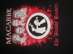 Bloody Benders black t-shirt - SMALL ONLY