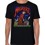 Macabre 35th Anniversary T-Shirt - Small only