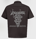 Inspired Murder Metal Work Shirt