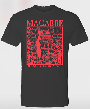 H.H. Holmes Bones for Sale T-Shirt