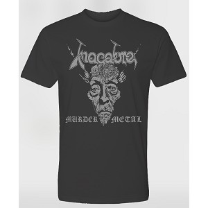 Inspired Murder Metal Black T-Shirt