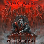 Macabre Grim Scary Tales CD